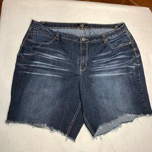 🛍Cato Denim Cutoff Jeans